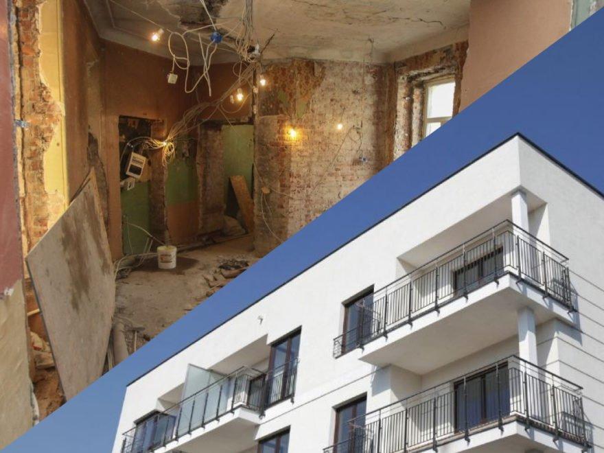 Mieszkanie do remontu z rynku wtórnego pod inwestycję